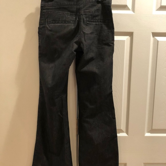 Kenneth Cole Reaction Denim - Kenneth Cole wide leg jeans